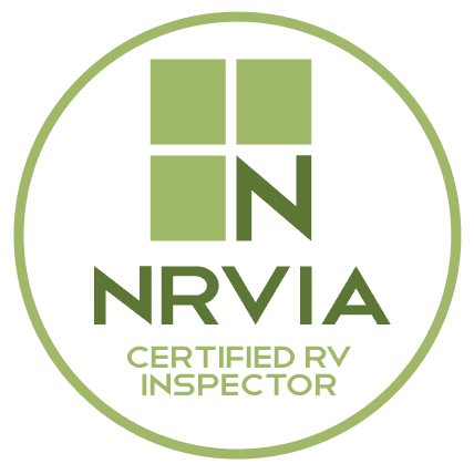 NRVIA Certified RV Technician Badge