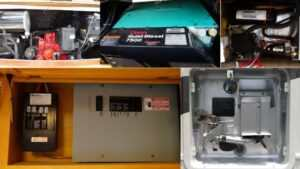 RV systems that need to be inspected