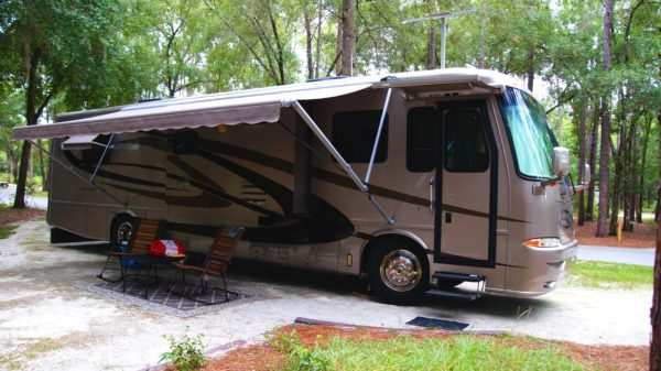 RV wash and wax products keep our motorhome looking great.