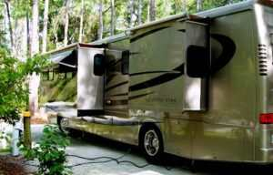 Tips for RV slide outs