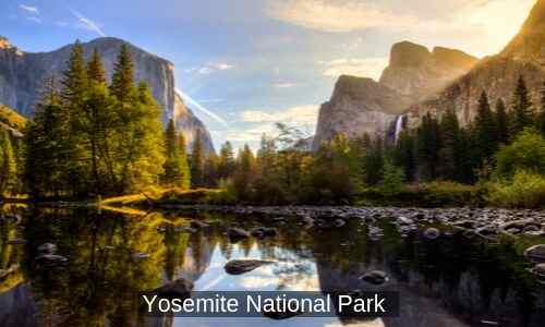 Yosemite National Park - #1 in RV destinations
