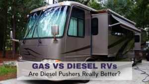 Gas vs Diesel - are diesel pushers really better?