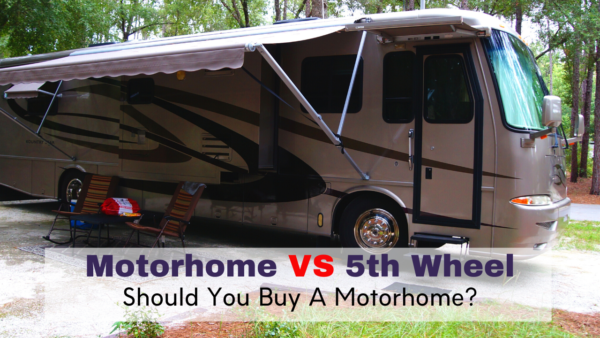 "Click here for the video - ""Motorhome VS 5th Wheel - Should You Buy A Motorhome?"""