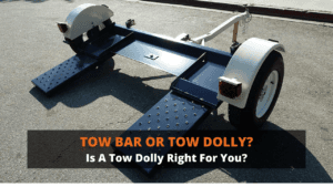 Is a tow dolly right for you?