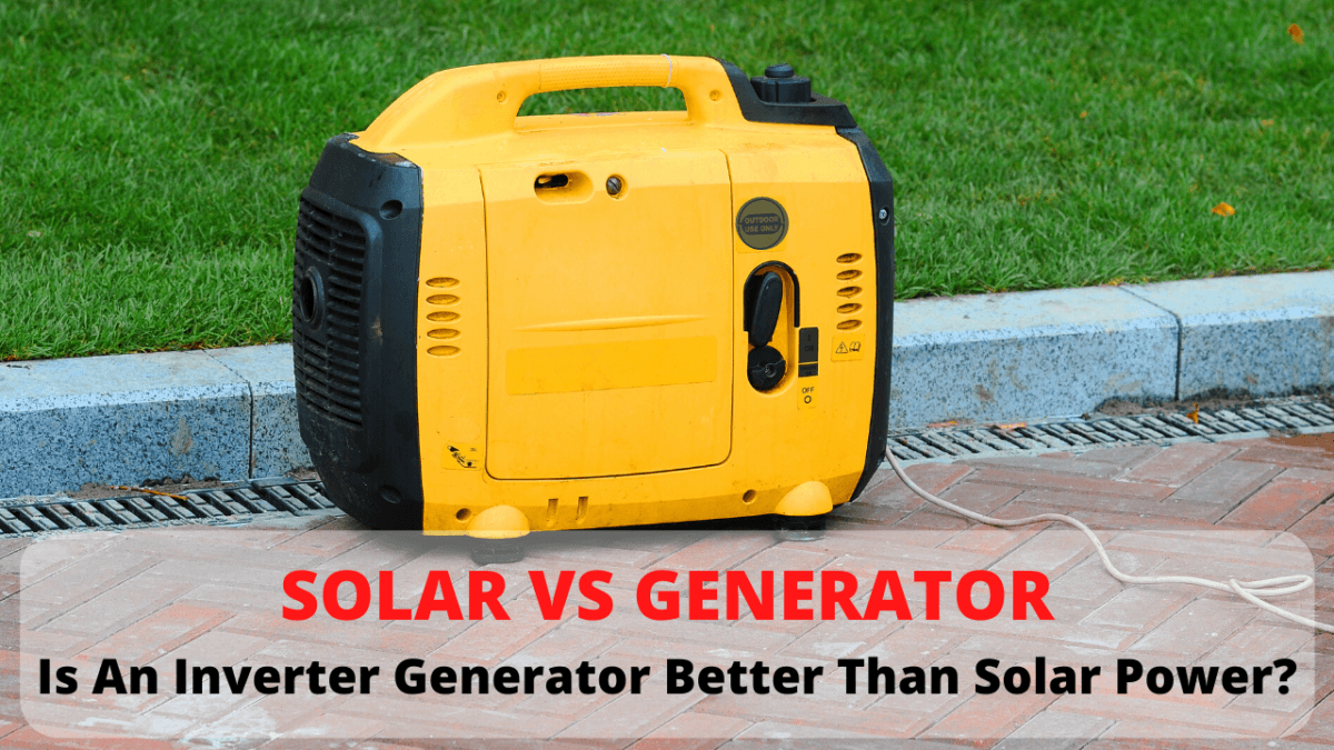 RV Inverter Generators – The Pros & Cons Explained