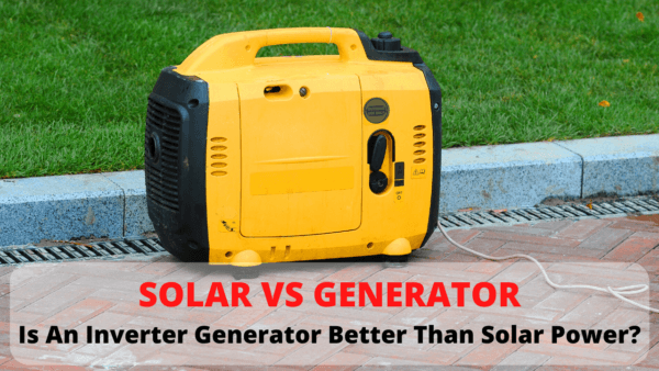 RV inverter generators - are they better than solar power?