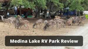 Medina Lake RV Campground review