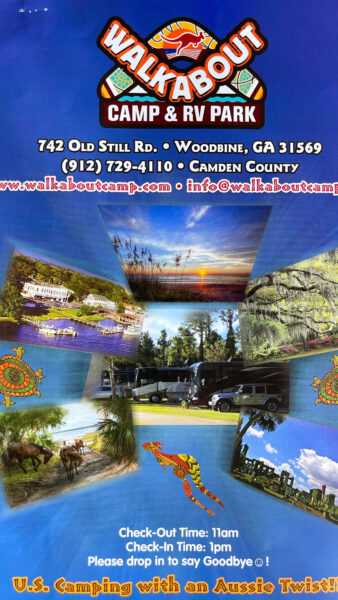 Walkabout RV park and campground review