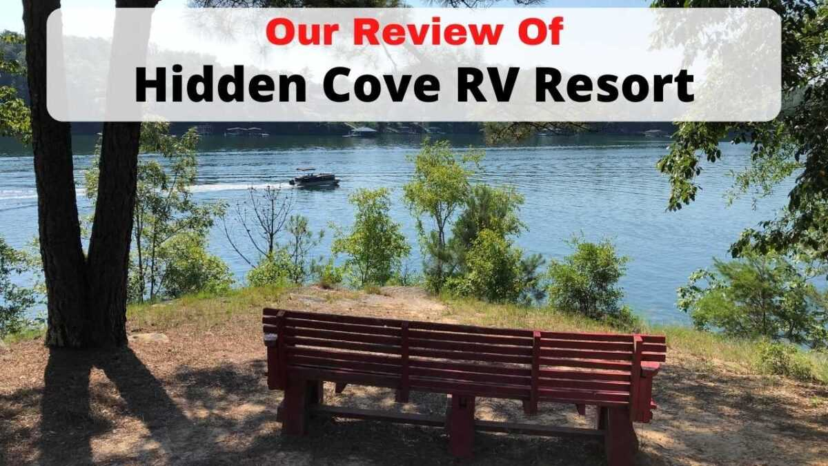 Hidden Cove RV Resort – Our RV Camping Experience