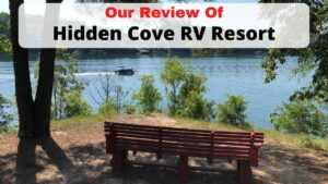 Our Hidden Cove RV Resort review