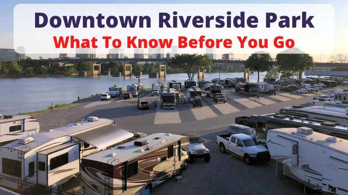 Downtown Riverside Park review