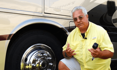 RV tire pressure made simple